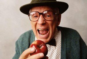 Alimentación saludable en ancianos