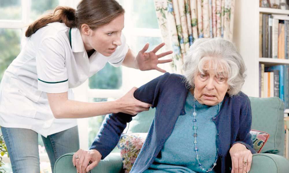 Abuso a ancianos