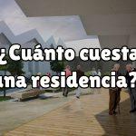 ¿Qué precio tiene una residencia de ancianos?